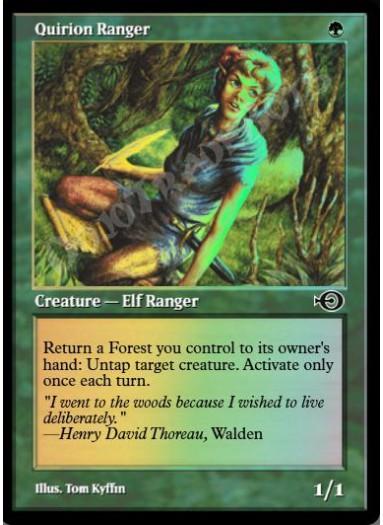 Quirion Ranger (Visions) FOIL