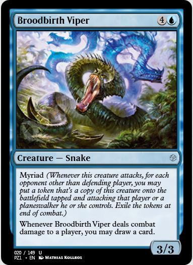 Broodbirth Viper