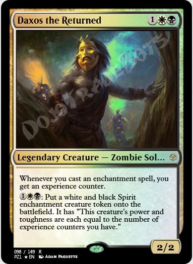 Daxos the Returned FOIL