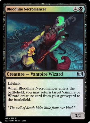 Bloodline Necromancer FOIL