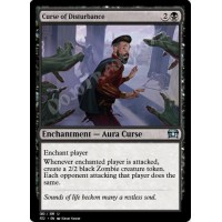 Curse of Disturbance