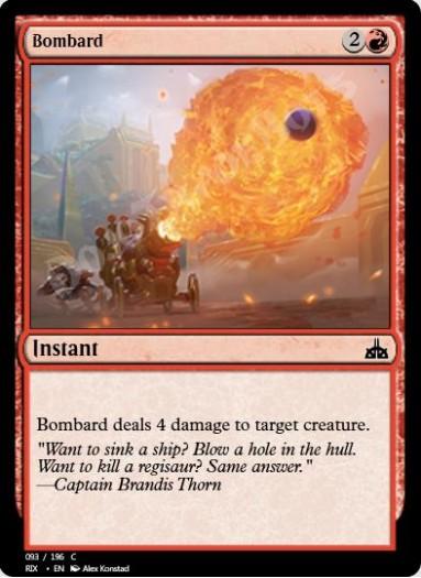 Bombard