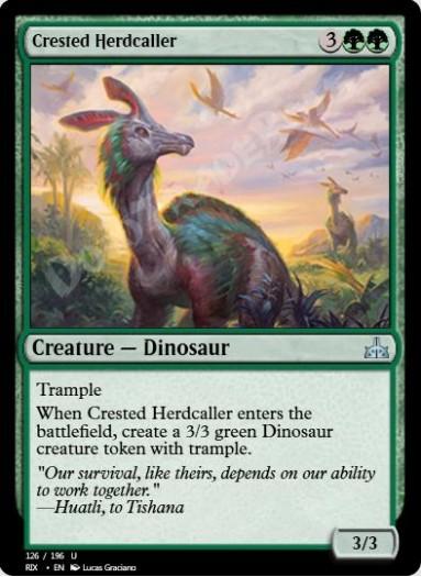 Crested Herdcaller