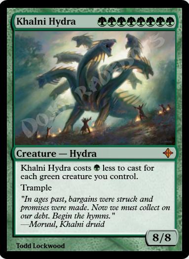 Khalni Hydra