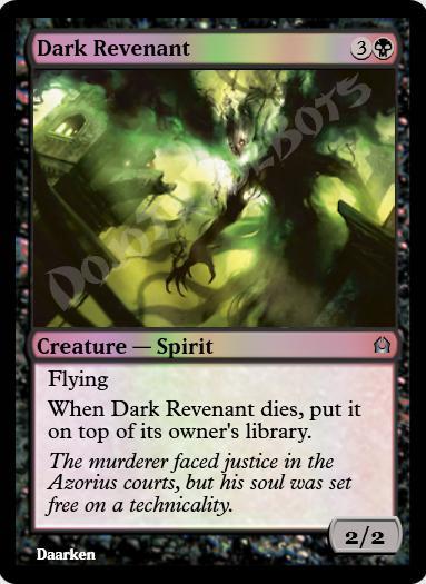 Dark Revenant FOIL
