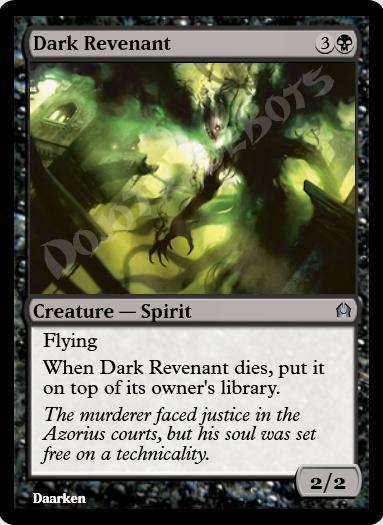 Dark Revenant