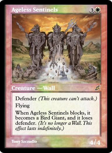 Ageless Sentinels FOIL