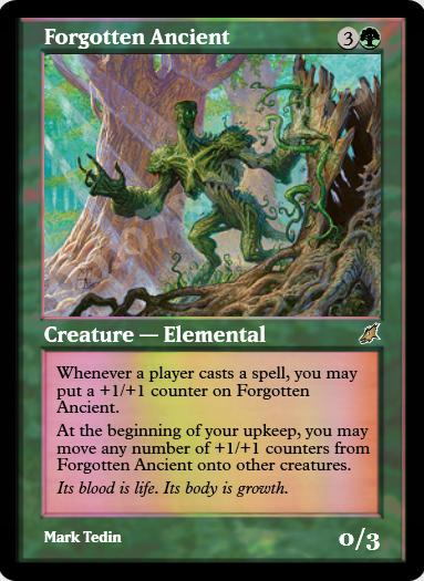 Forgotten Ancient FOIL