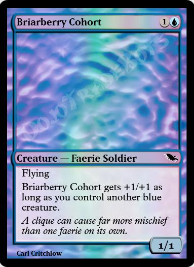 Briarberry Cohort FOIL
