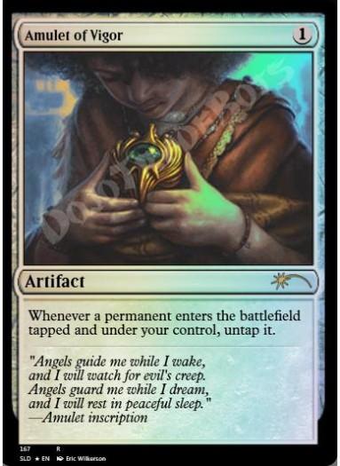 Amulet of Vigor FOIL
