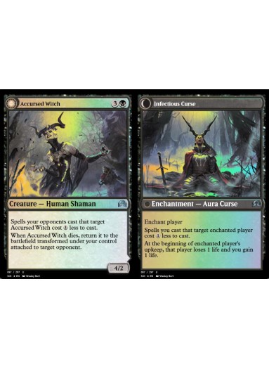 Accursed Witch FOIL