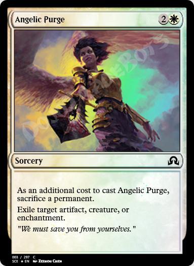 Angelic Purge FOIL