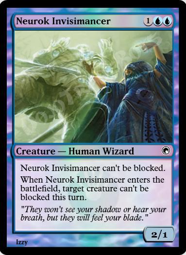 Neurok Invisimancer FOIL