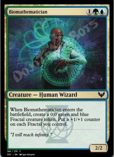 Biomathematician