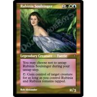 Rubinia Soulsinger FOIL