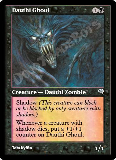 Dauthi Ghoul FOIL