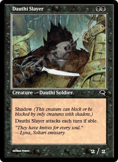 Dauthi Slayer
