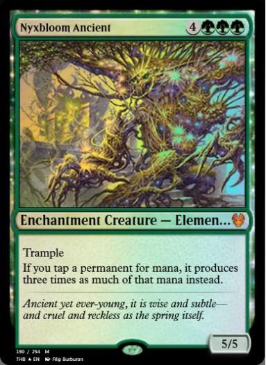 Nyxbloom Ancient FOIL