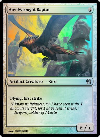 Anvilwrought Raptor FOIL