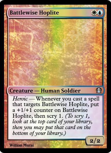 Battlewise Hoplite FOIL