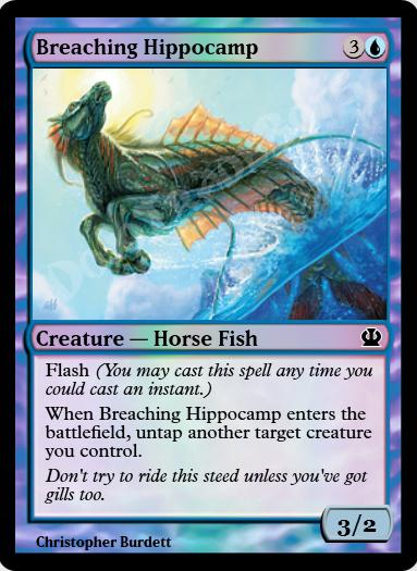 Breaching Hippocamp FOIL
