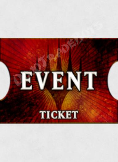 Event Ticket
