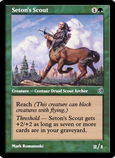 Seton's Scout