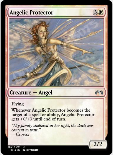 Angelic Protector FOIL