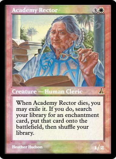 Academy Rector FOIL
