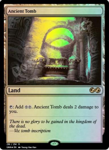 Ancient Tomb (Regular) FOIL