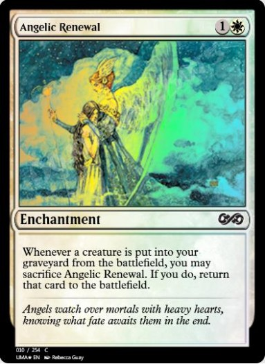 Angelic Renewal FOIL
