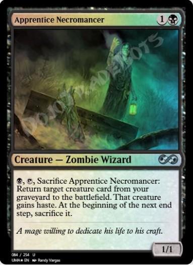 Apprentice Necromancer FOIL
