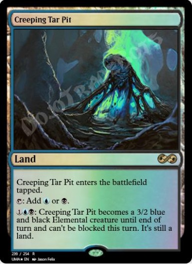 Creeping Tar Pit (Regular) FOIL