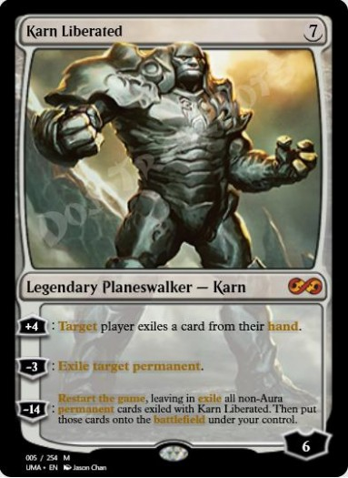 Karn Liberated (Regular)