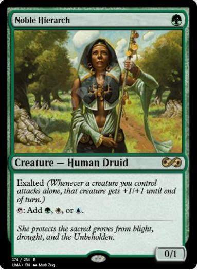 Noble Hierarch (Regular)