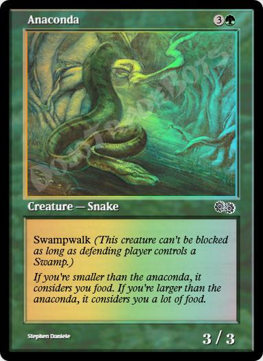 Anaconda FOIL