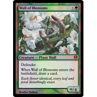 Wall of Blossoms FOIL