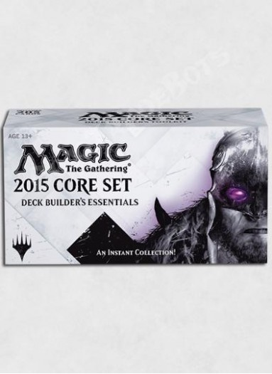 Deck Builder's Essentials 2015