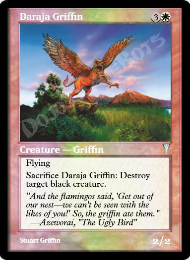 Daraja Griffin FOIL