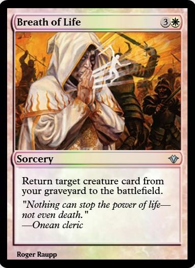 Breath of Life FOIL