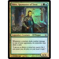 Edric, Spymaster of Trest FOIL
