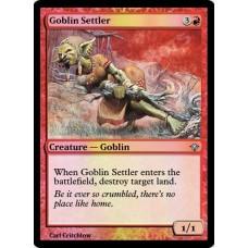 Goblin Settler FOIL