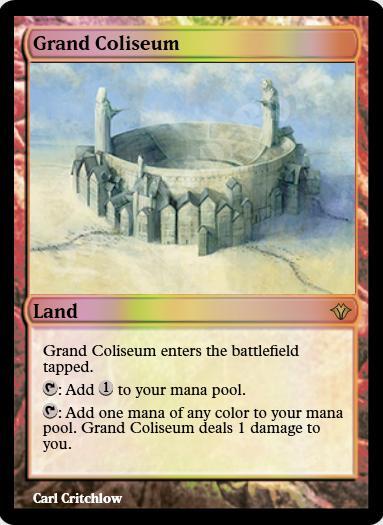 Grand Coliseum FOIL