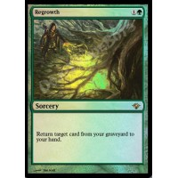 Regrowth FOIL
