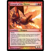 Scourge of the Throne FOIL