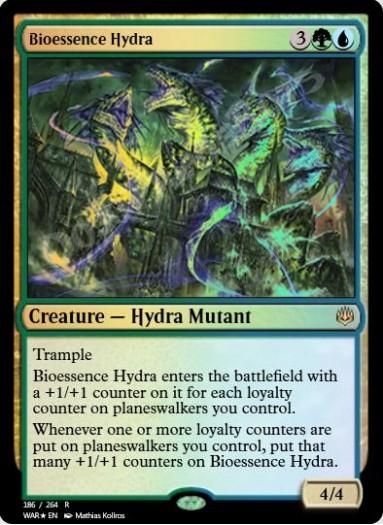 Bioessence Hydra FOIL