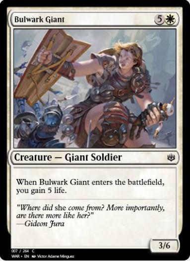 Bulwark Giant