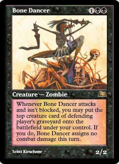 Bone Dancer FOIL