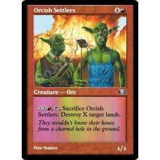 Orcish Settlers FOIL