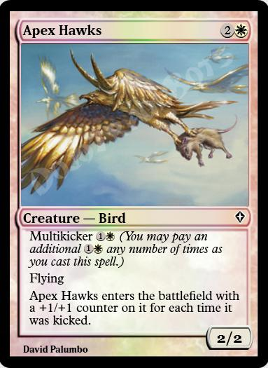 Apex Hawks FOIL